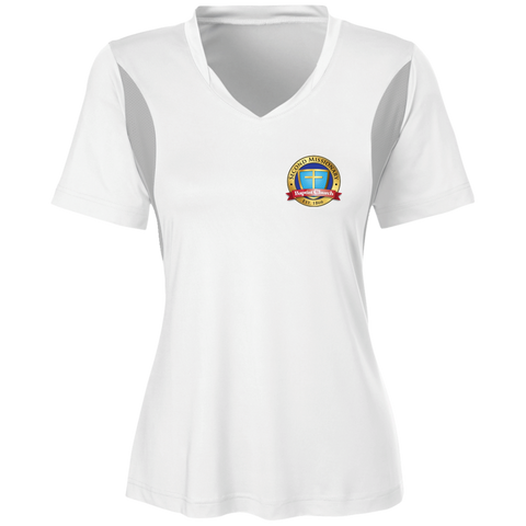 Second Missionary Baptist Church TT10W Team 365 Ladies' All Sport Jersey