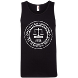 Gate City Bar 986 Anvil 100% Ringspun Cotton Tank Top