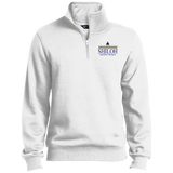 Shiloh Baptist Church ST253 Sport-Tek 1/4 Zip Sweatshirt