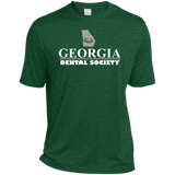 Georgia Dental Society (GDS) TST360 Sport-Tek Tall Heather Dri-Fit Moisture-Wicking T-Shirt