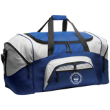 Gate City Bar Association BG99 Port & Co. Colorblock Sport Duffel
