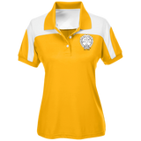 NFD&MA TT22W Team 365 Ladies' Colorblock Polo