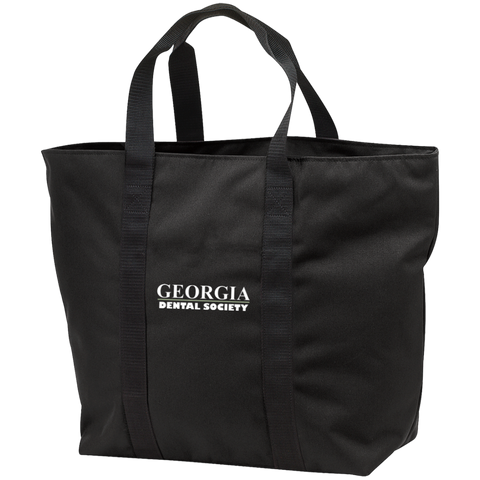 Georgia Dental Society (GDS) B5000 Port & Co. All Purpose Tote Bag