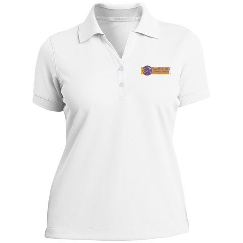 Lavenders Funeral Service 286772 Ladies Nike® Dri-Fit Polo Shirt