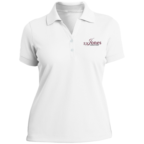 FK Jones Funeral Home 286772 Ladies Nike® Dri-Fit Polo Shirt