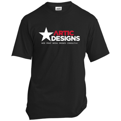 Artic Designs USA100 Port & Co. Made in the USA Unisex T-Shirt