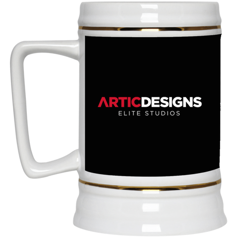 Artic Designs 22217 Beer Stein 22oz.