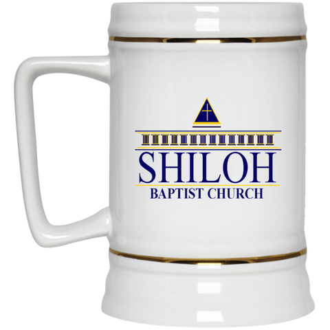Shiloh Baptist Church 22217 Beer Stein 22oz.