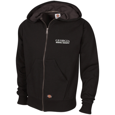 Georgia Dental Society (GDS) TW382 Dickies Thermal Fleece Hoodie
