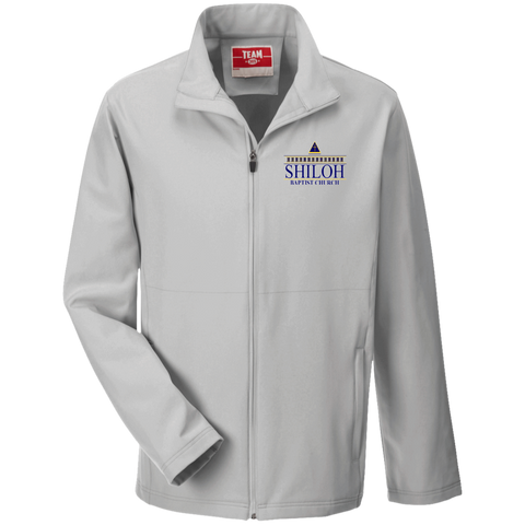 Shiloh Baptist Church TT80 Team 365 Men's Soft Shell Jacket