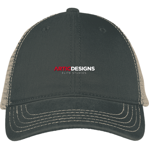 Artic Designs DT630 District Mesh Back Cap