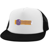 Lavenders Funeral Service DT624 District Trucker Hat with Snapback