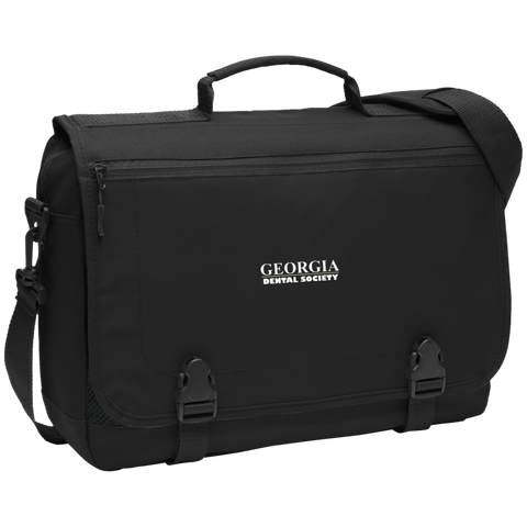 Georgia Dental Society (GDS) BG304 Port Authority Messenger Briefcase