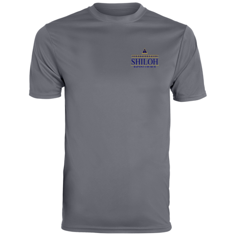 Shiloh Baptist Church 790 Augusta Men's Wicking T-Shirt