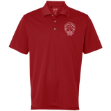 NFD&MA A130 Adidas Golf ClimaLite Basic Performance Pique Polo