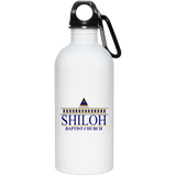 Shiloh Baptist Church 23663 20 oz. Stainless Steel Water Bottle