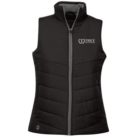 Trice Funeral Home 229314 Holloway Ladies' Quilted Vest