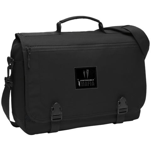 UnderdogHUSTLE Mafia BG304 Port Authority Messenger Briefcase