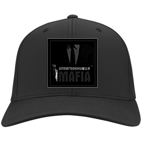 UnderdogHUSTLE Mafia CP80 Port & Co. Twill Cap