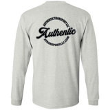 G240 Gildan LS Ultra Cotton T-Shirt
