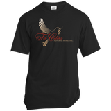 Tri-Cities Funeral Home USA100 Port & Co. Made in the USA Unisex T-Shirt