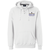 Shiloh Baptist Church JA8830 J America Heavyweight Sport Lace Hoodie