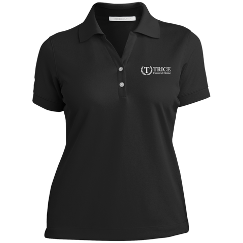 Trice Funeral Home 286772 Ladies Nike® Dri-Fit Polo Shirt