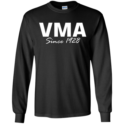 VMA G240 Gildan LS Ultra Cotton T-Shirt