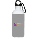 Lavenders Funeral Service 23663 20 oz. Stainless Steel Water Bottle