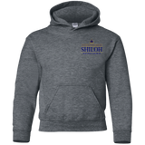 Shiloh Baptist Church G185B Gildan Youth Pullover Hoodie