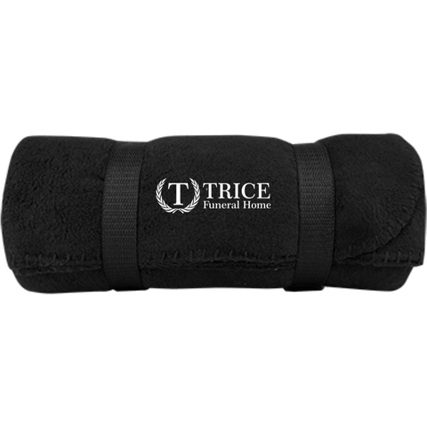 Trice Funeral Home BP10 Port & Co. Fleece Blanket