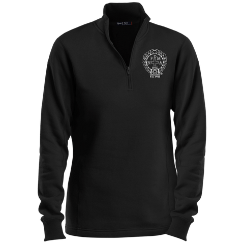 NFD&MA LST253 Sport-Tek Ladies' 1/4 Zip Sweatshirt