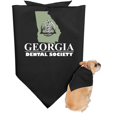 Georgia Dental Society (GDS) 3905 Doggie Bandana