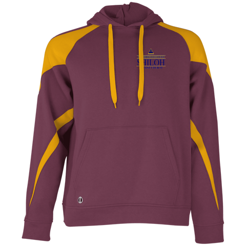 Shiloh Baptist Church 229546 Holloway Colorblock Hoodie