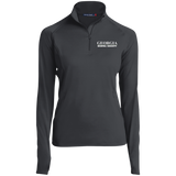 Georgia Dental Society (GDS) LST850 Sport-Tek Women's 1/2 Zip Performance Pullover
