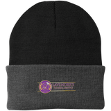 Lavenders Funeral Service CP90 Port Authority Knit Cap
