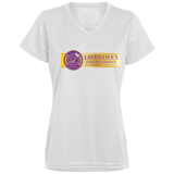 Lavenders Funeral Service 1790 Augusta Ladies' Wicking T-Shirt