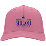 Shiloh Baptist Church C813 Port Authority Flex Fit Twill Baseball Cap