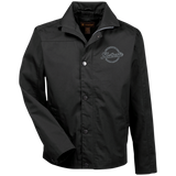 M705 Harriton Canvas Work Jacket