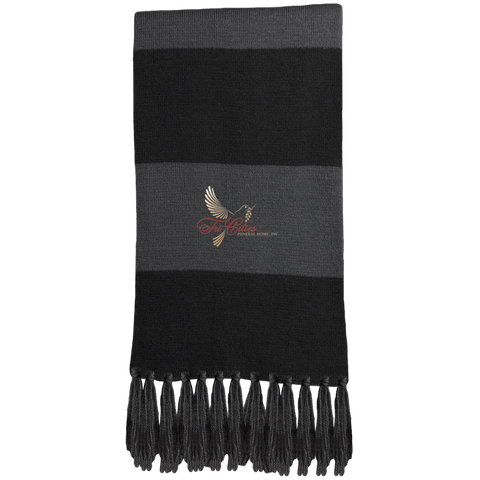 Tri-Cities Funeral Home STA02 Sport-Tek Fringed Scarf