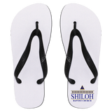 Shiloh Baptist Church 72032 Flip Flops - Small