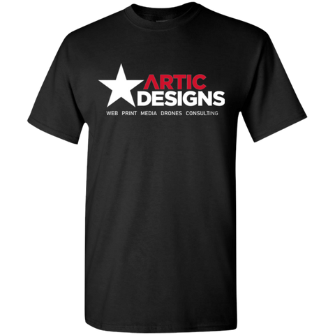 Artic Designs G500 Gildan 5.3 oz. T-Shirt