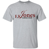 FK Jones Funeral Home G200 Gildan Ultra Cotton T-Shirt