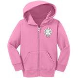 NFD&MA CAR78TZH Precious Cargo Toddler Full Zip Hoodie