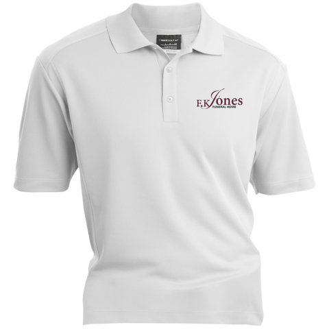 FK Jones Funeral Home 267020 Nike® Dri-Fit Polo Shirt