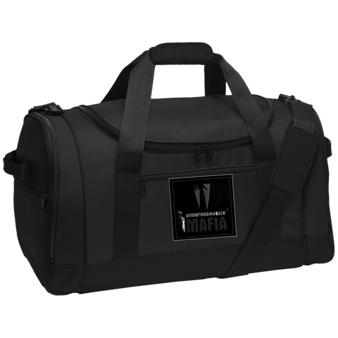 UnderdogHUSTLE Mafia BG800 Port Authority Travel Sports Duffel