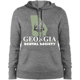 Georgia Dental Society (GDS) LST254 Sport-Tek Ladies' Pullover Hooded Sweatshirt