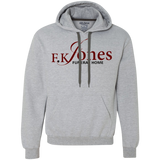 FK Jones Funeral Home G925 Gildan Heavyweight Pullover Fleece Sweatshirt