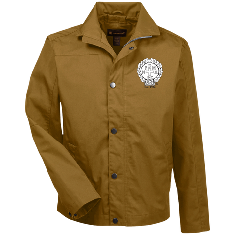 NFD&MA M705 Harriton Canvas Work Jacket
