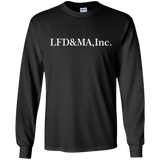 LFD&MA G240 Gildan LS Ultra Cotton T-Shirt